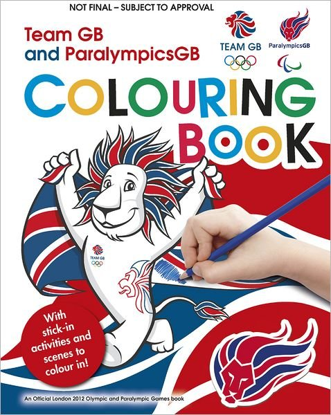 Carte in limba engleza: Team GB & Paralympic